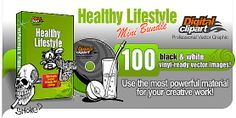 Healthy Lifestyle Vector Art Collection – Download