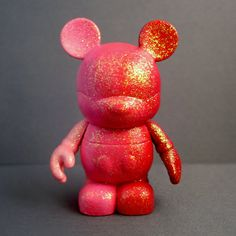 Ombre Pink Mouse Custom Order Vinylmation