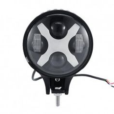 6 inch 60W CREE Round LED Driving Light
