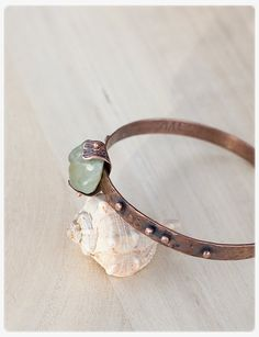 https://www.etsy.com/listing/207171936/forged-rustic-copper-bracelet-texturized?ref=related-0