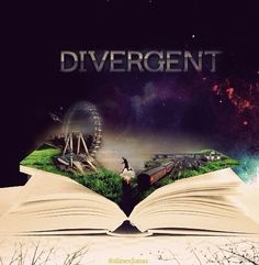 Divergent. I do not care that I am a 24 year old married broad with a baby on the way... I LOVE these books!