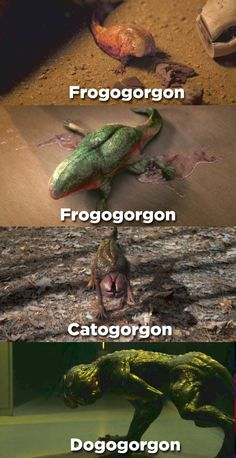 Here's everything you need to know about baby Demogorgons.