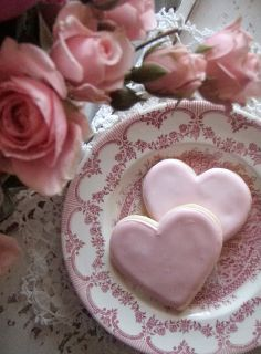 Cabin & Cottage, etc.: Happy Valentines!