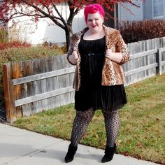 New Outfit Post on Stiletto Siren! Check out what I wore including plus size pieces from Macy's, Torrid, SimplyBe and Forever21!