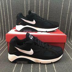 Menn Nike Air Max 180 Svart Hvit 615589-001 Air Max 180, Nike Men, Nike Air Max, Camo, Sneakers Nike, King, Shoes, Fashion, Tennis
