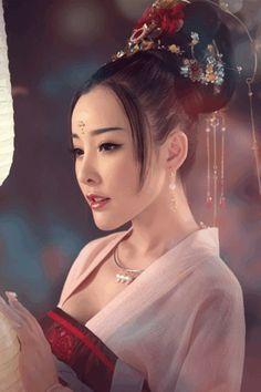 西安探花纪古装摄影微博照片 Pretty Asian, Beautiful Asian Women, Oriental Fashion, Asian Fashion, Japonese Girl, Traditional Japanese Kimono, Chica Fantasy, Asian Angels, Hanfu