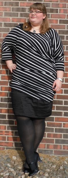 Stripes & Skirt - One of my favorite of all time!