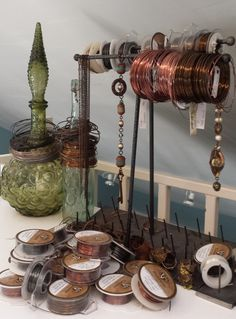 Wire Working, Wrapping & Weaving (Vintaj Home)