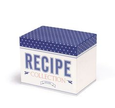 Our cute Jme recipe box (& comes with six separate sections and 30 blank notecards for jotting down recipes. Your mum can file away recipes, ideas and Jamie at Home recipe cards. Recipe Cards, Recipe Box, Recipe Filing, Secret Recipe, Jamie Oliver, Home Recipes, Recipe Collection, Kitchen Organization, Homemaking