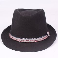 0f5ce57abec8d Mens Womens Not Crushed Vintage Top Hats Stripe Bowler Hat Casual Cotton  Skinny Brim Caps