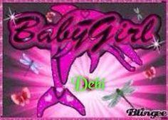 pink dolphin Debi