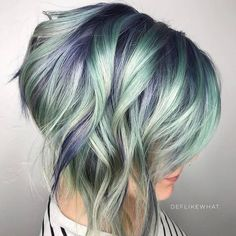 """10k Likes, 49 Comments - Pulp Riot Hair Color (@pulpriothair) on Instagram: """"@deflikewhat is the artist... Pulp Riot is the paint."""""""