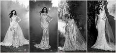 Projektanci sukien ślubnych: Wang, Herrera, Murad, de la Renta