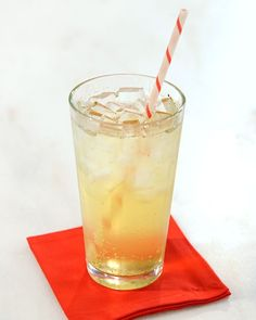 Homemade Cream Soda Syryup--tastes JUST like the real thing!