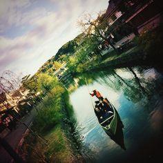 The street in kurashiki : www.pajama-days.com #kurashiki #japan #Asia #love #art #street #city #colorful #monocrome #beautiful #design #creative #hipstamatic #vivid #music #fashion #mode #travel #traveller #travelgram #siluet #sunset #afternoon #scenery #Ship #river #Mountain #Wall #people #happy
