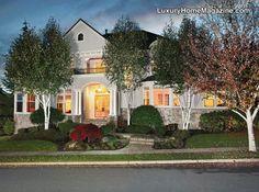 LHM Oregon/SW Washington - Street of Dreams Stunner in Lake Oswego #LuxuryHomes #Homes #Estate