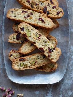 The World's Best Passover Chocolate Chip Mandel Bread is a melt-in-your-mouth chocolate chip cookie that is more than slightly addicting! Pistachio Biscotti, Biscotti Recipe, Passover Desserts, Passover Recipes, Passover Mandel Bread Recipe, Yummy Cakes, Chocolate Chip Cookies, I Foods, Holiday Recipes