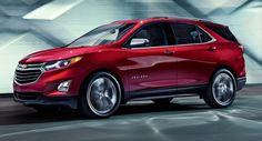El totalmente nuevo Chevrolet Equinox 2018 Obtiene 1.6L Diesel 1.5L y 2.0L Junto Turbo Motores de gasolina