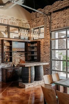 Rustic Industrial Catch Your Eye? Awesome Industrial Rustic Decor Ideas For Your Urban Lifestyle  Rustic Industrial Design No. 10577  #homeindustrialdecor #industrialrustic #industrialdecor
