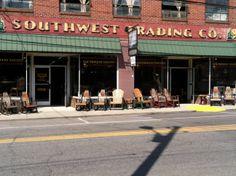 Southwest Trading Co. 279 Oak Avenue in Spruce Pine, NC