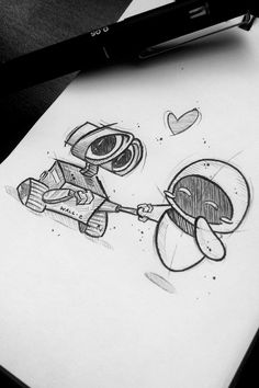 Tattoo Drawings 64955 Tattoo sketches 634726141220363601 - ✔ Couple sketch cute drawings Source by Disney Drawings Sketches, Easy Disney Drawings, Tattoo Sketches, Drawing Sketches, Tattoo Drawings, Drawing Art, Drawing Ideas, Drawing For Kids, Drawing Poses