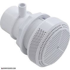"Balboa VGB Suction Fitting Assy,2-1/2""Spg, White, 30211U-WH"
