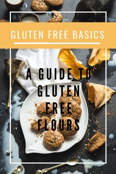 Confused about eatin Gluten Free Recipes For Breakfast, Healthy Gluten Free Recipes, Foods With Gluten, Gluten Free Cooking, Whole Food Recipes, Paleo, Breakfast Bake, Breakfast Ideas, Gluten Free Flour