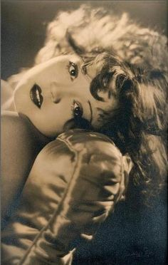Alice White, Silent Film Star #actress #vintage #portrait