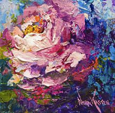 NORA KASTEN Fine Art / Painting Artist: Nora Kasten Artist Acrylic Painting I Like Pink. I finished. I'm going to stay inside you for awhile. Acrylic Painting Flowers, Acrylic Artwork, Contemporary Abstract Art, Artist Painting, Painting Inspiration, Flower Art, Art Photography, Fine Art, Sculpture