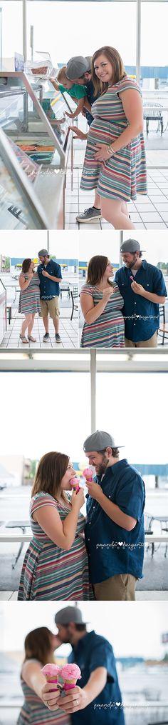 Gender Reveal Photos Ice cream