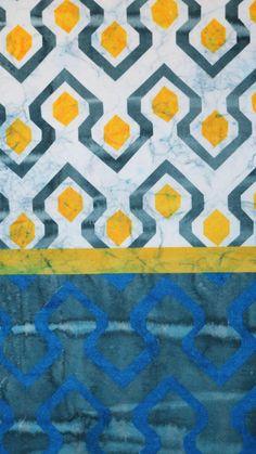 G E O R G E   C H A F F E Y    T E X T I L E   D E S I G N   Heat Transfer Print Design Inspired by the Galleria, Milan  Instagram: @GeorgeChaffey  #Print #Textiles #Design #Marble #Stone #Colour #Texture #Pattern #Italy #Milan