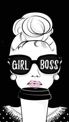 Iphone Wallpaper Girl Boss You are in the right place about girl boss quotes hustle Here we offer you the most beautiful pictures about the girl boss style you are looking for. When you examine the Iphone Wallpaper Girl Boss part of[. Boss Wallpaper, Wallpaper Backgrounds, Iphone Wallpaper Drawing, Girl Iphone Wallpaper, Arte Pop, Whatsapp Logo, Mode Poster, Girl Boss Quotes, Illustration Mode