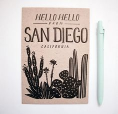 postcards from odd daughter paper co.