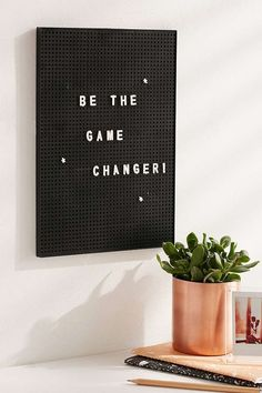 Urban Outfitters Peg Board