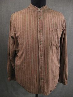 19th Century Men's Shirts