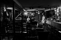 For those looking for an authentic jazz club experience—rather than the cheesy dinner-club vibe that prevails at too many other spots around town—Smalls is a must....