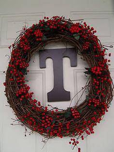 Easy DIY wreath