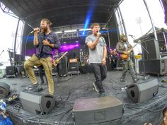 Dance Gavin Dance at the south by so what festival