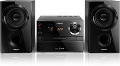 Noticias Ofertas y Oportunidades: Philips BTM1360/12 - Microcadena (30 W, Bluetooth,...