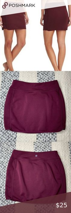 12 NWT Bohemian Red Color J.Crew Cotton Flare Mini Skirt Size 2 10 6