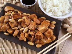 Pollo alle mandorle ricetta cinese facile e veloce Oriental, Pretzel Bites, Fett, Asian Recipes, Almond, Pasta, Bread, Meals, Chicken