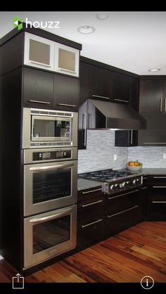 10 oven microwave wall units ideas