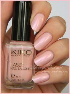 vernis kiko n°431 Sensual candy collection laser dark heroine