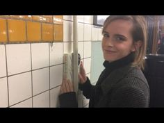 Emma Watson Secretly Hides Copies of a Book by Maya Angelou Around the New York City Subway