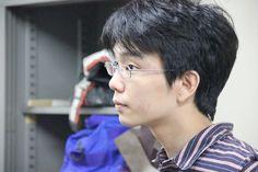 関西棋士室の検討の様子
