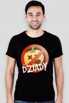 wolę dziady - t-shirt męski