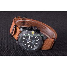 #Rolex #Submariner STEALTH MK IV Brown NATO Band