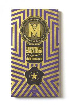 Marou 80% 80 gram | • Pure chocolade | TAPE shop