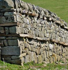 Image result for badger gate in dry stone wall