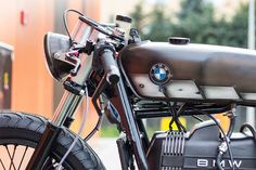 BMW R80ST Cafe Racer by Wena Customs #motorcycles #caferacer #motos | caferacerpasion.com
